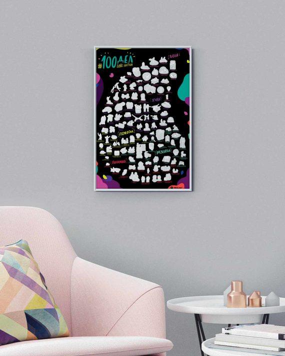 Постер для влюбленных #100СПРАВ LOVE edition
