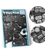 #100 ДЕЛ True Man Edition frame