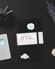 #100 ДЕЛ True Girl Edition stickers3
