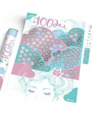 #100 ДЕЛ True Girl Edition комплектация