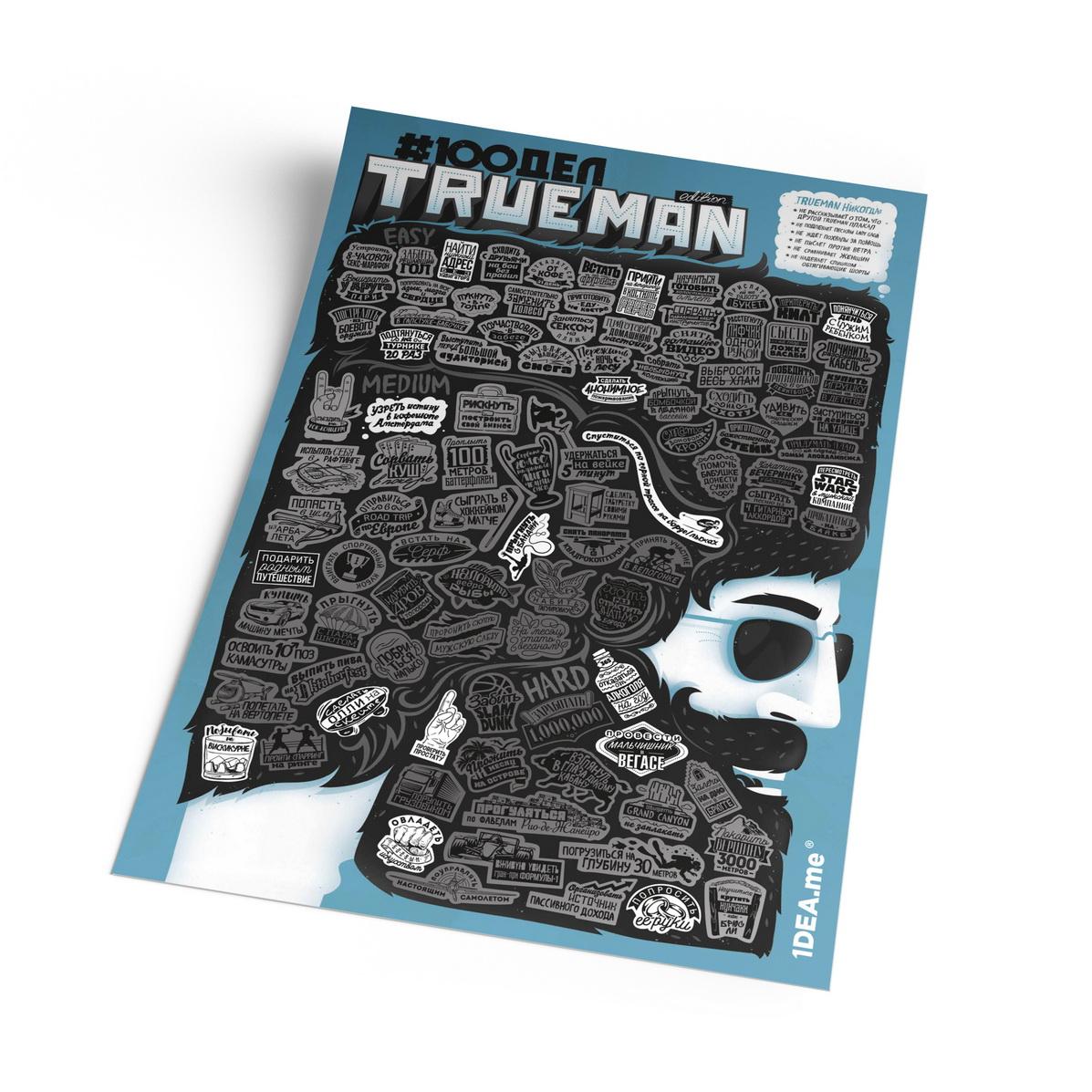 #100 ДЕЛ True Man Edition перспектива