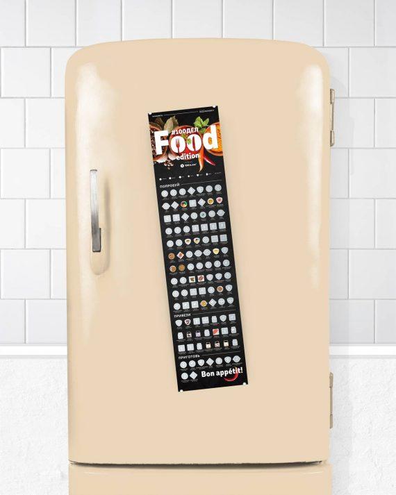 #100ДЕЛ FOOD edition